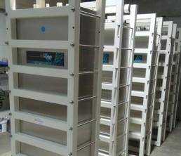5 AGMD Units