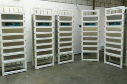 5 units ready for the Canary Islands