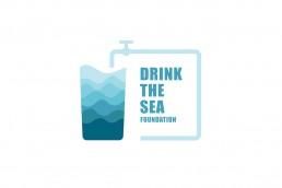 Logo Drink The Sea Foundation